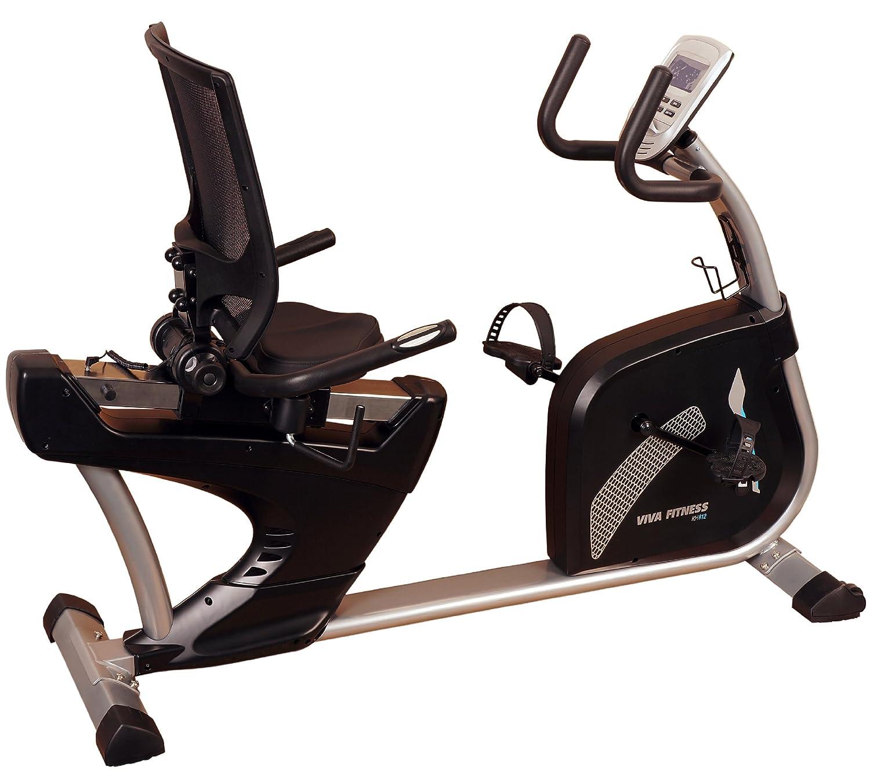 Viva Viva KH-812 Programable Magnetic Recumbent Bike Exercise Bike