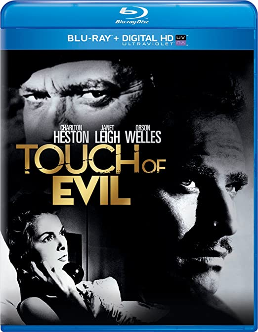 Touch of Evil (Blu-ray with DIGITAL HD)
