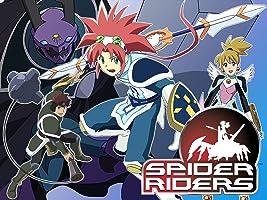 Spider Riders: Volume 1