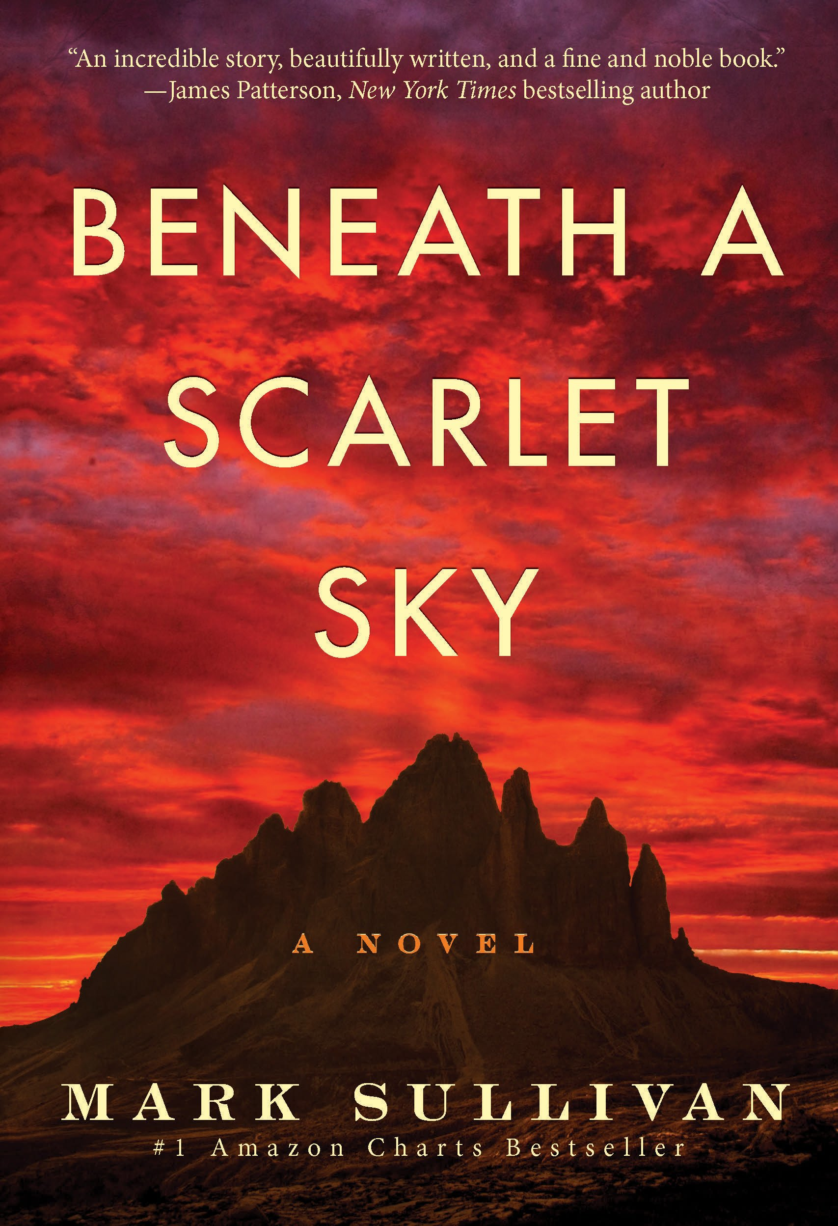 Beneath Scarlet Sky