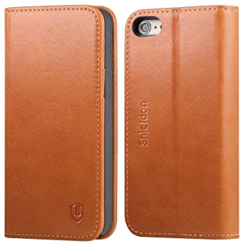 SHIELDON SHIELDON-RC-I5-BROWNY iPhone 5S Tok
