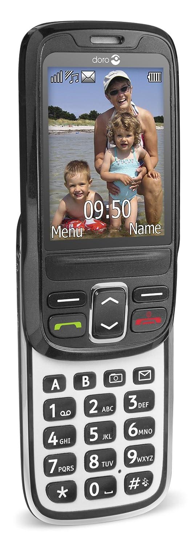 T�l�phone GSM DORO PHONEEASY 715 NOIR