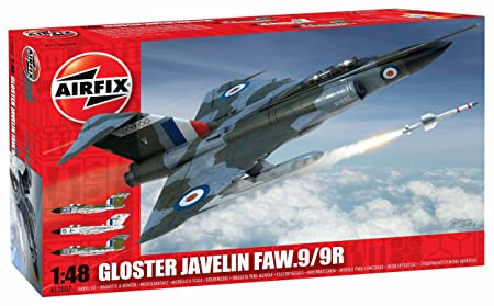 Airfix - AI12007 - Maquette - Gloster Javelin FAW9/9R