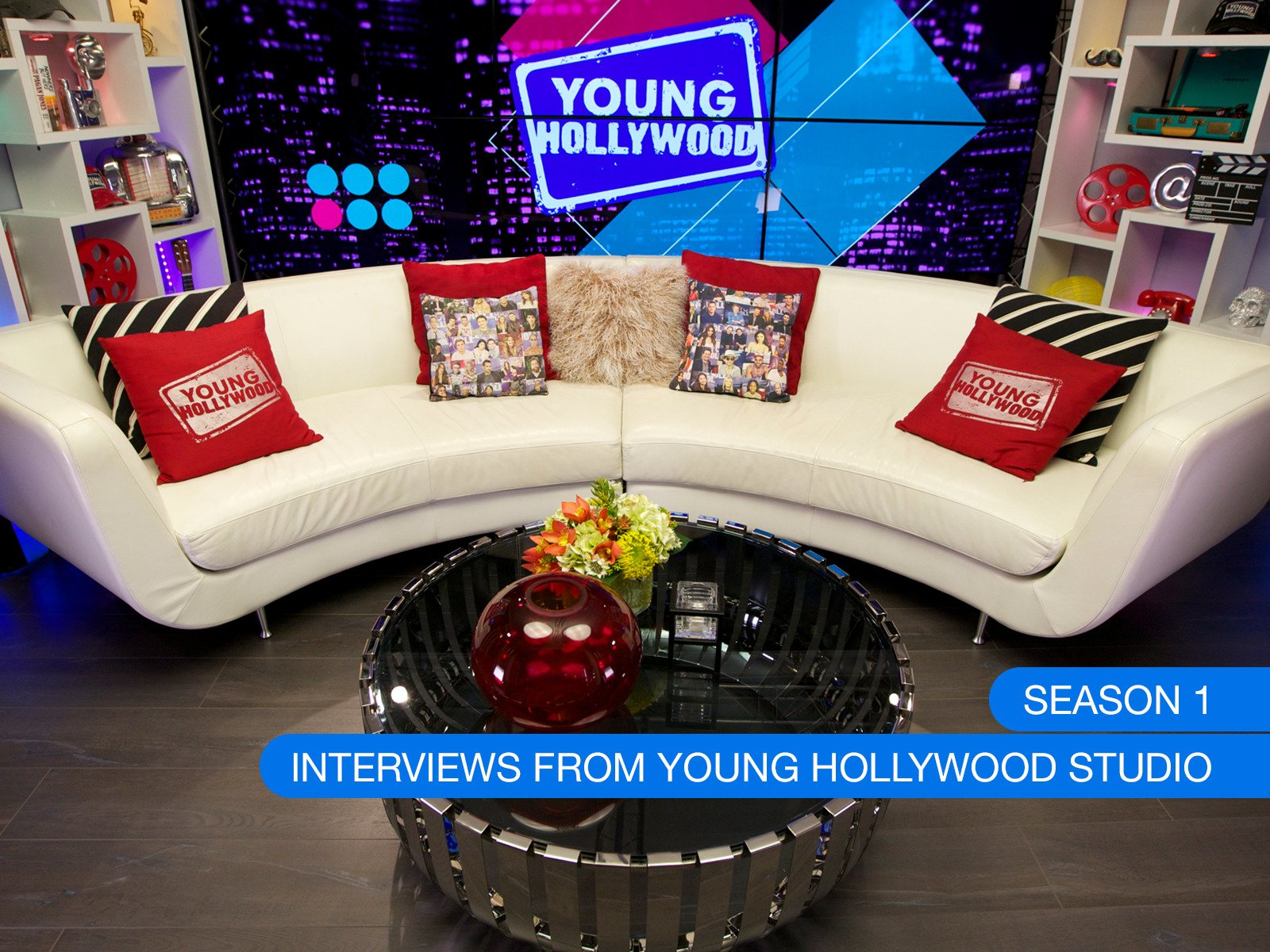 Interviews from Young Hollywood Studio