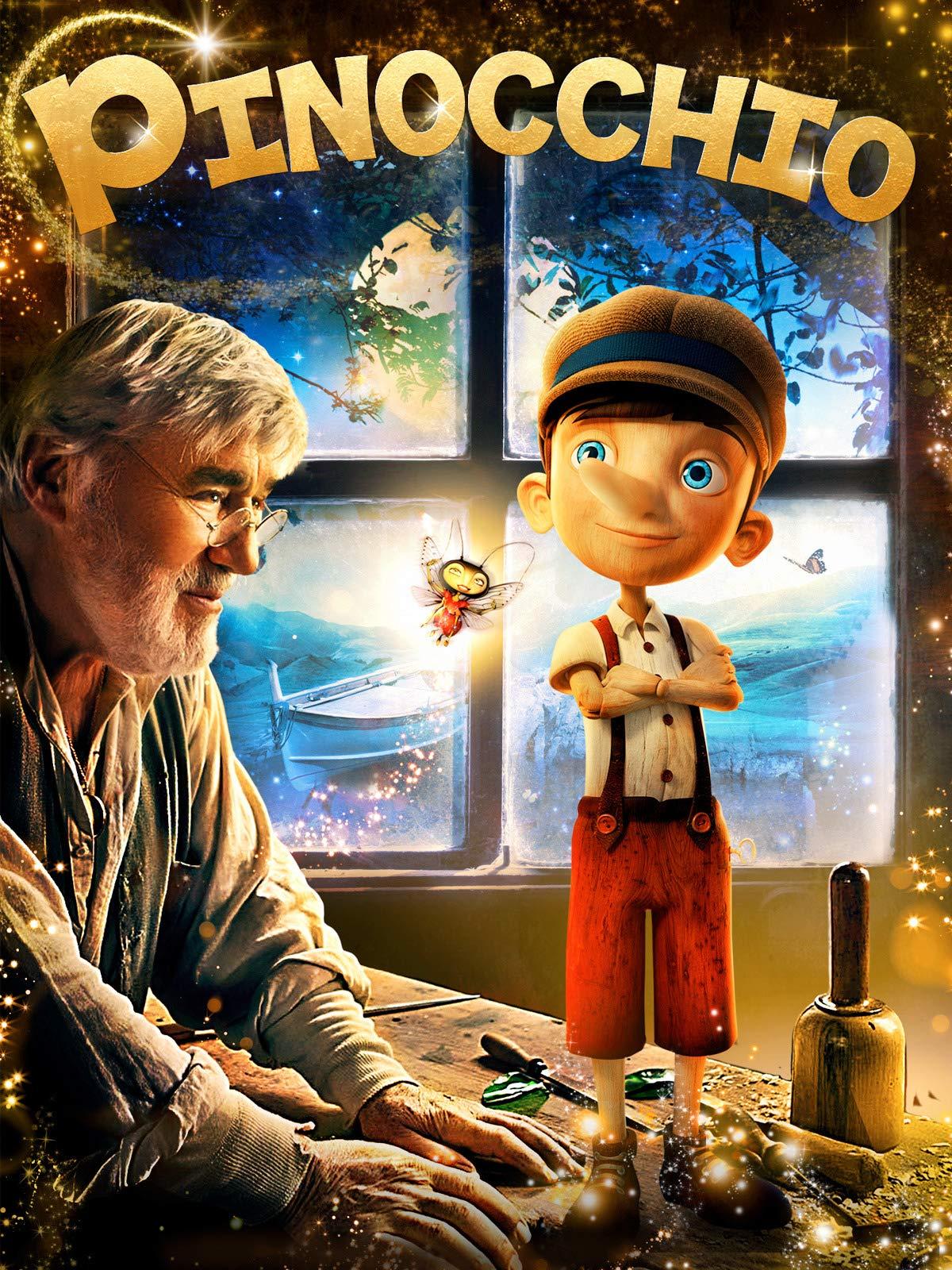 Pinocchio on Amazon Prime Video UK