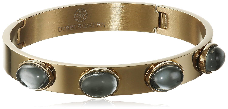 Dyrberg/Kern Damen-Armreif 15/02 Marina I Sg Grey teilvergoldet - 338199