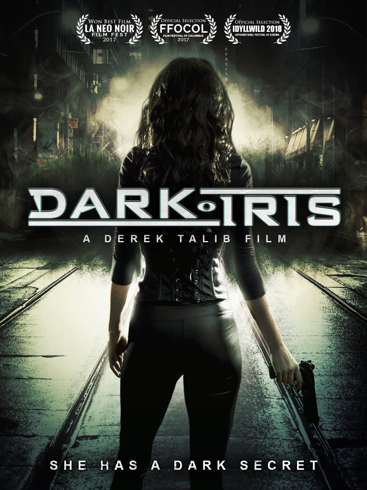 Dark Iris on Amazon Prime Instant Video UK
