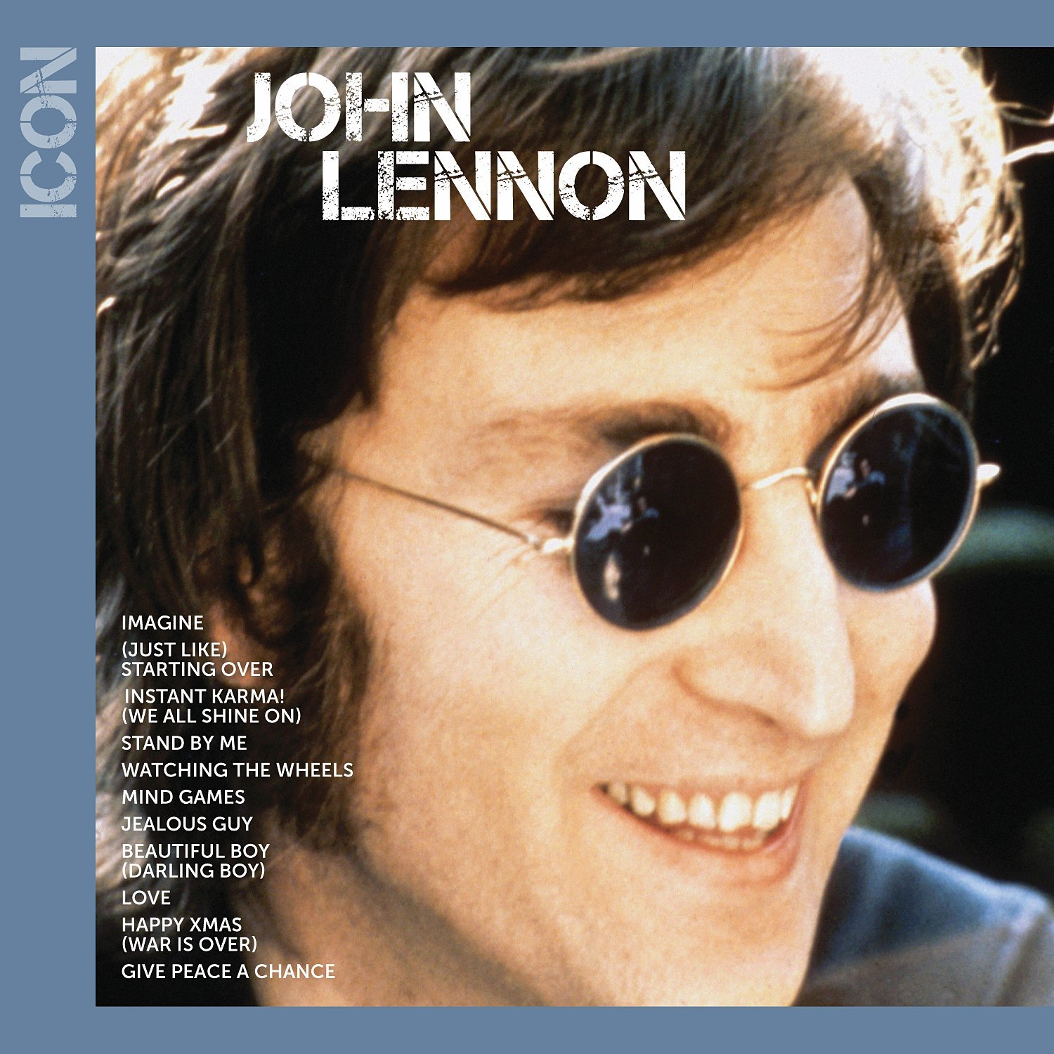John Lennon - Icon (2015) Collection