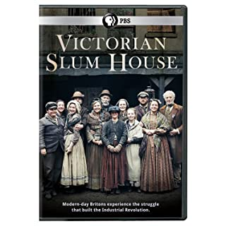 Book Cover: Victorian Slum House DVD