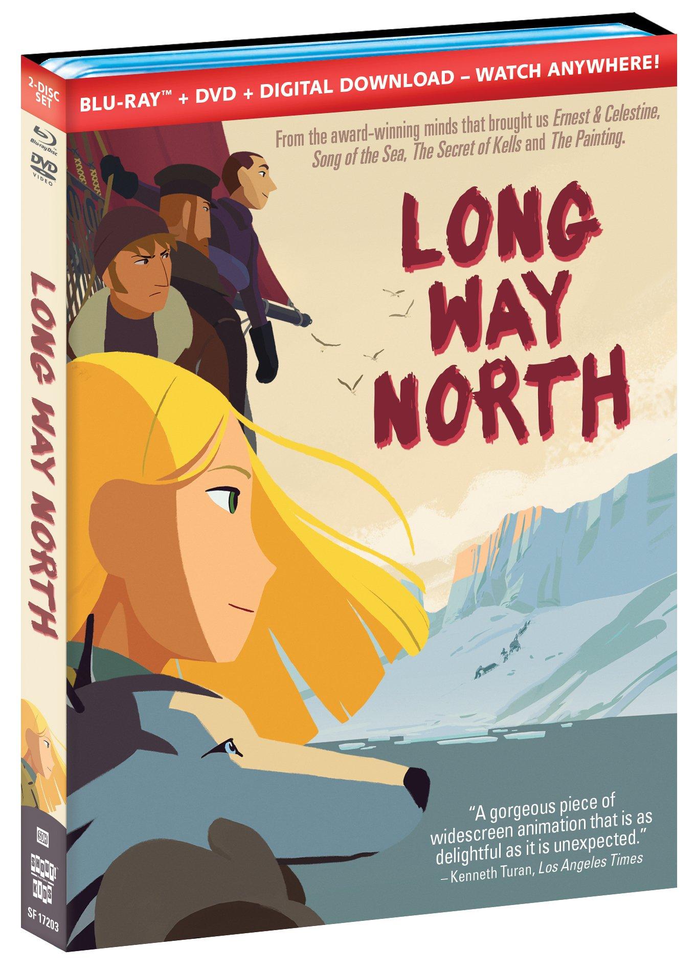 Buy Long Way North Now!