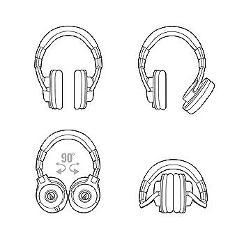 Audio-Technica ATH-M40x Professional