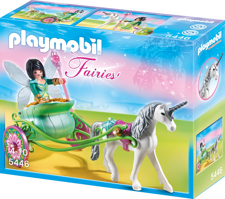 Playmobil 5446 einhornkutsche mit schmetterlingsfee tochter liebt dies meiner meinung nach - Playmobil kutsche ...