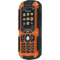 Plum Ram Unlocked GSM Rugged Phone Tough Durable IP67 Water Shock Proof (Orange)