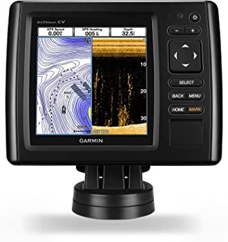 Garmin echomap 53cv chirp gps map and fishfinder combo for Academy sports fish finders