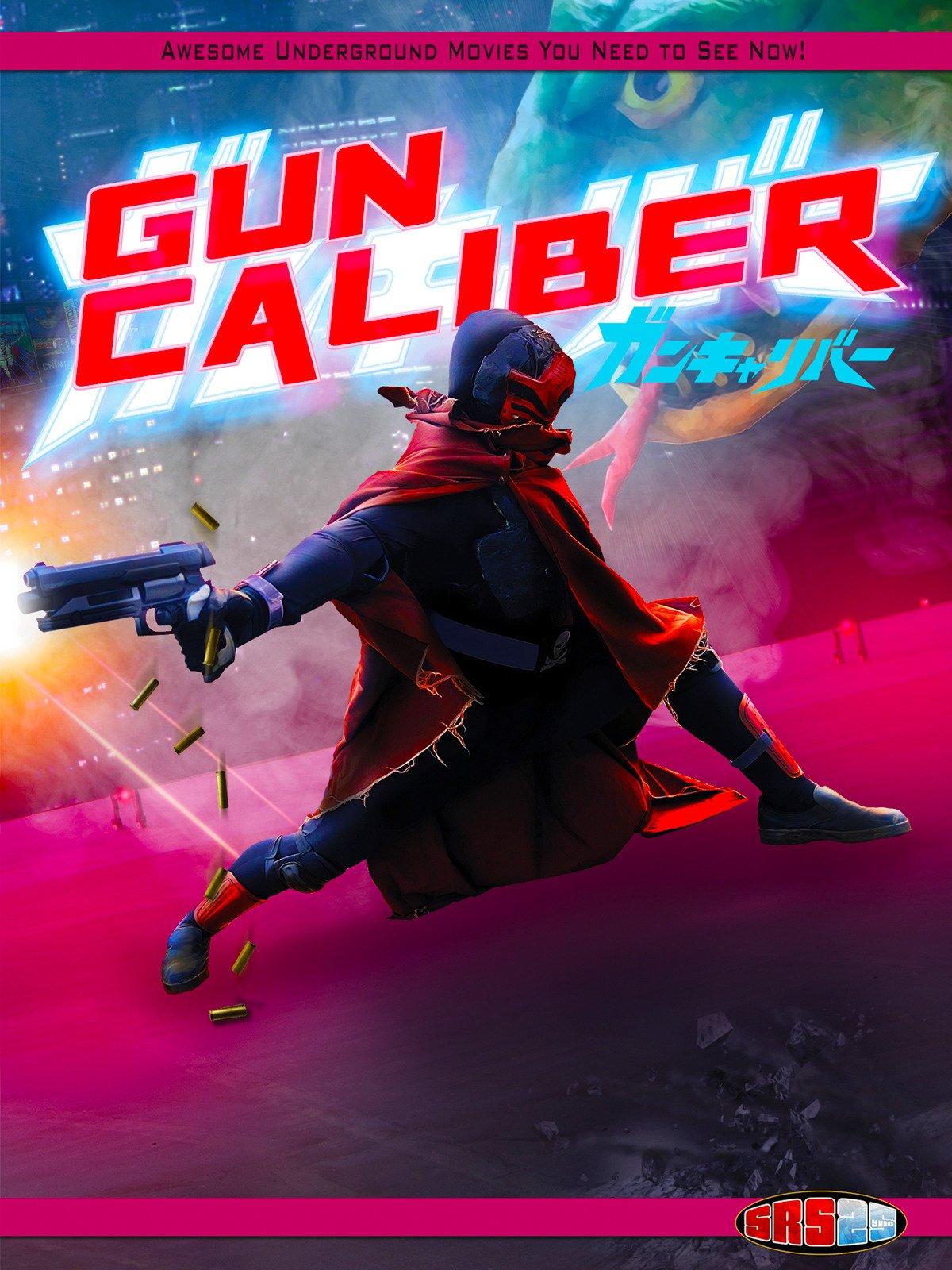 Gun Caliber on Amazon Prime Instant Video UK