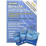SinuAir Powdered Saline 30 Convenient Packets (Tamaño: 30 Packets)