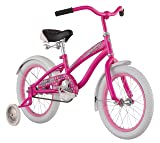 Diamondback 2013 Girl's Mini Della Cruz Cruiser (16-Inch Wheels, Berry)