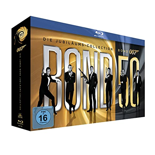 James Bond - Bond 50: Die Jubiläums-Collection