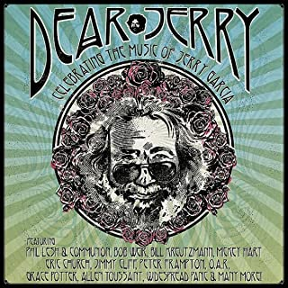 Book Cover: Dear Jerry: Celebrating The Music Of Jerry Garcia