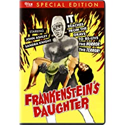 Frankenstein's Daughter 1958 The Film Detective