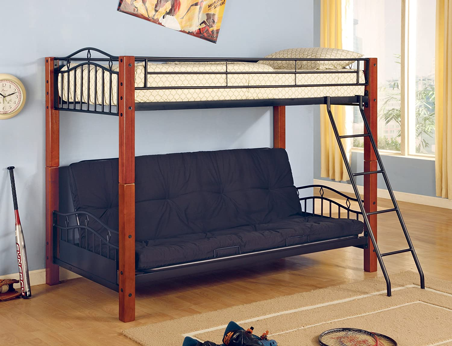 woodwork futon bunk beds pdf plans