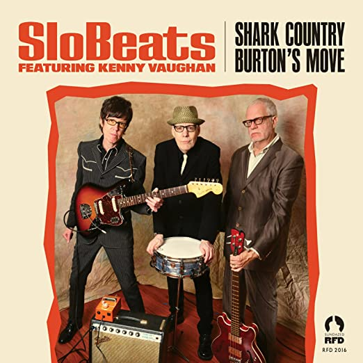 Shark Country/Burton's Move [7 inch Analog]