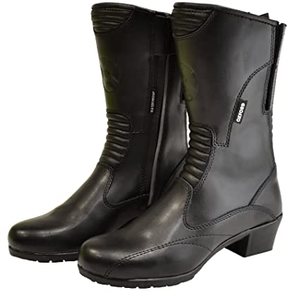 Oxford products bikerboots (noir)