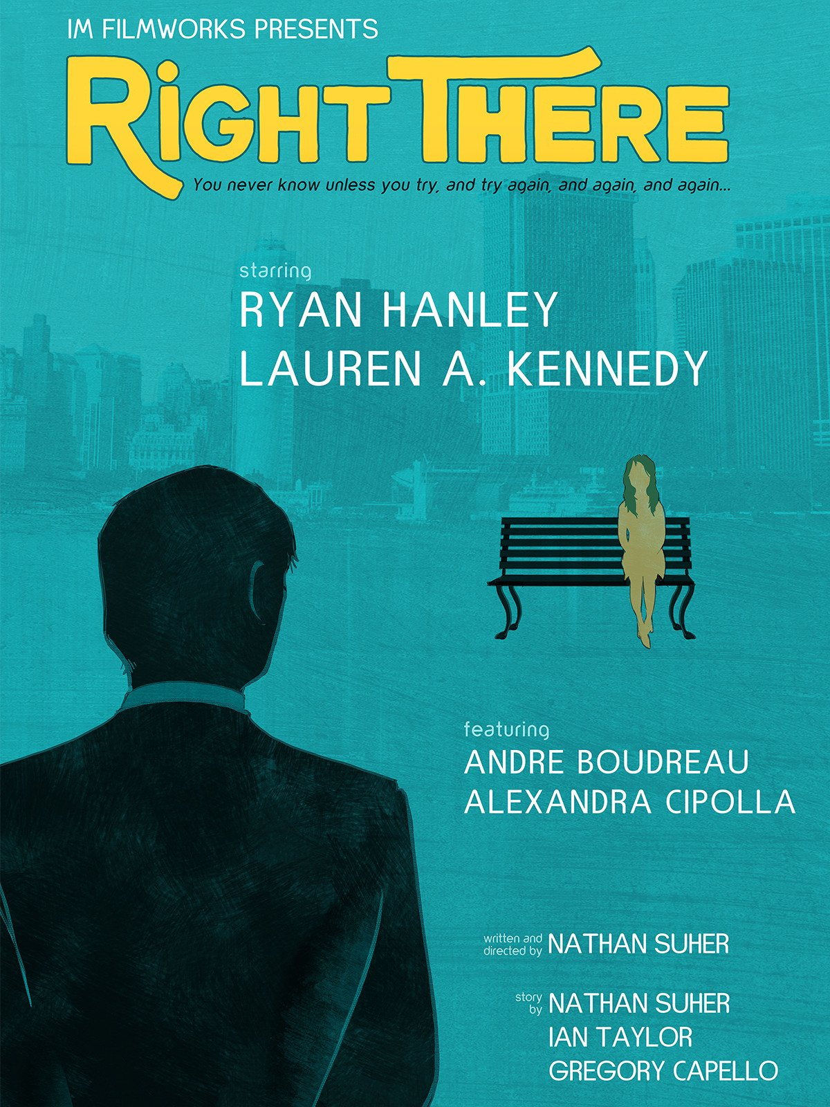 Right There on Amazon Prime Instant Video UK