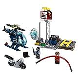 LEGO Juniors Elastigirl's Rooftop Pursuit 10759 Building Kit (95 Piece)