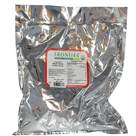 Отзывы Maple Syrup Granules Organic - 1 lb,(Frontier)