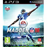 Madden NFL 16 (PS3) UK IMPORT