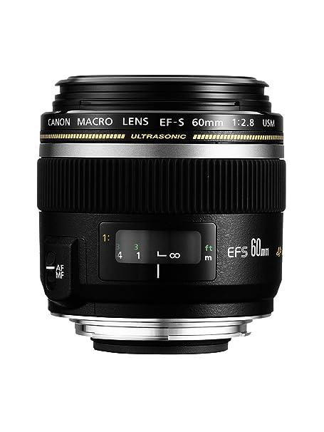 Canon EF-S Macro-objectif 60 mm f/2.8 USM