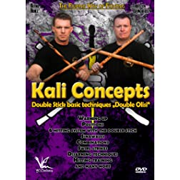 Kali Concepts: Single Olisi - Double Stick Basic Techniques