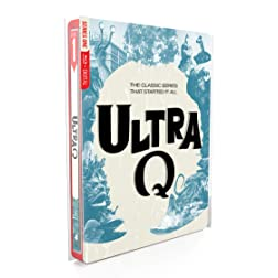 Ultra Q: The Complete Series - SteelBook Edition [Blu-ray]