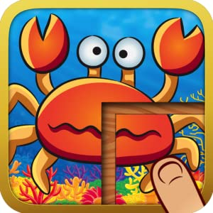 Amazing Animal Jigsaw Puzzles - Cute Learning Game for Kids and Toddlers (Dinosaurs, Sea Life, Africa, Insects) by CoRa Games