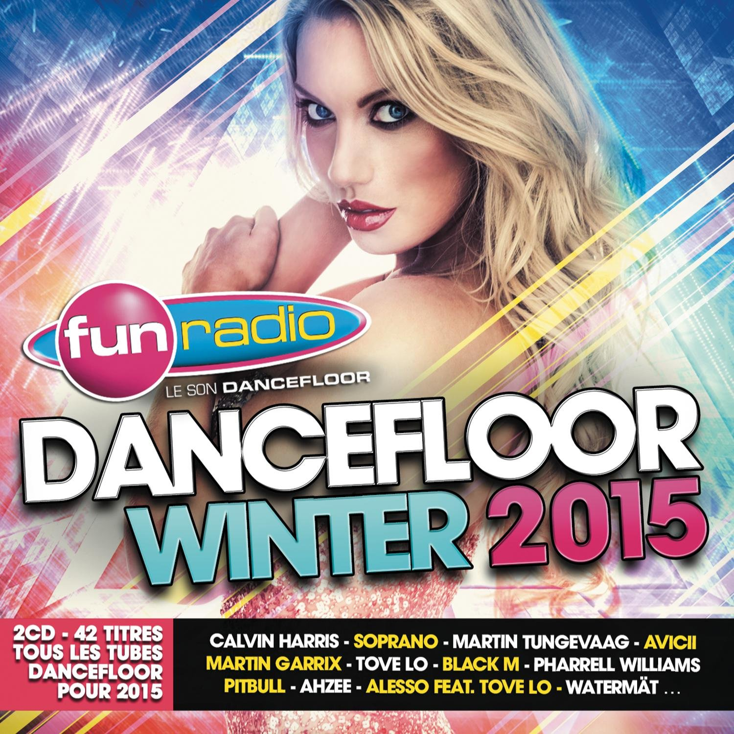 Fun Radio - Dancefloor Winter 2015