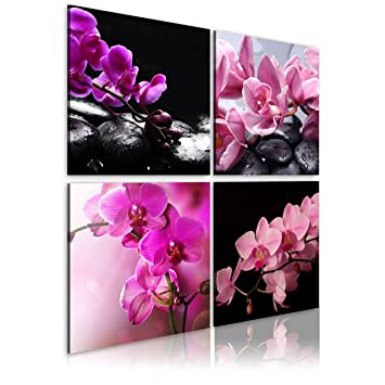 impression sur toile 80x80 cm cm 4 parties image sur toile images photo. Black Bedroom Furniture Sets. Home Design Ideas