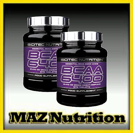 Scitec Nutrition BCAA 6400 2 x 375 Tabletten (2 x 480 g)
