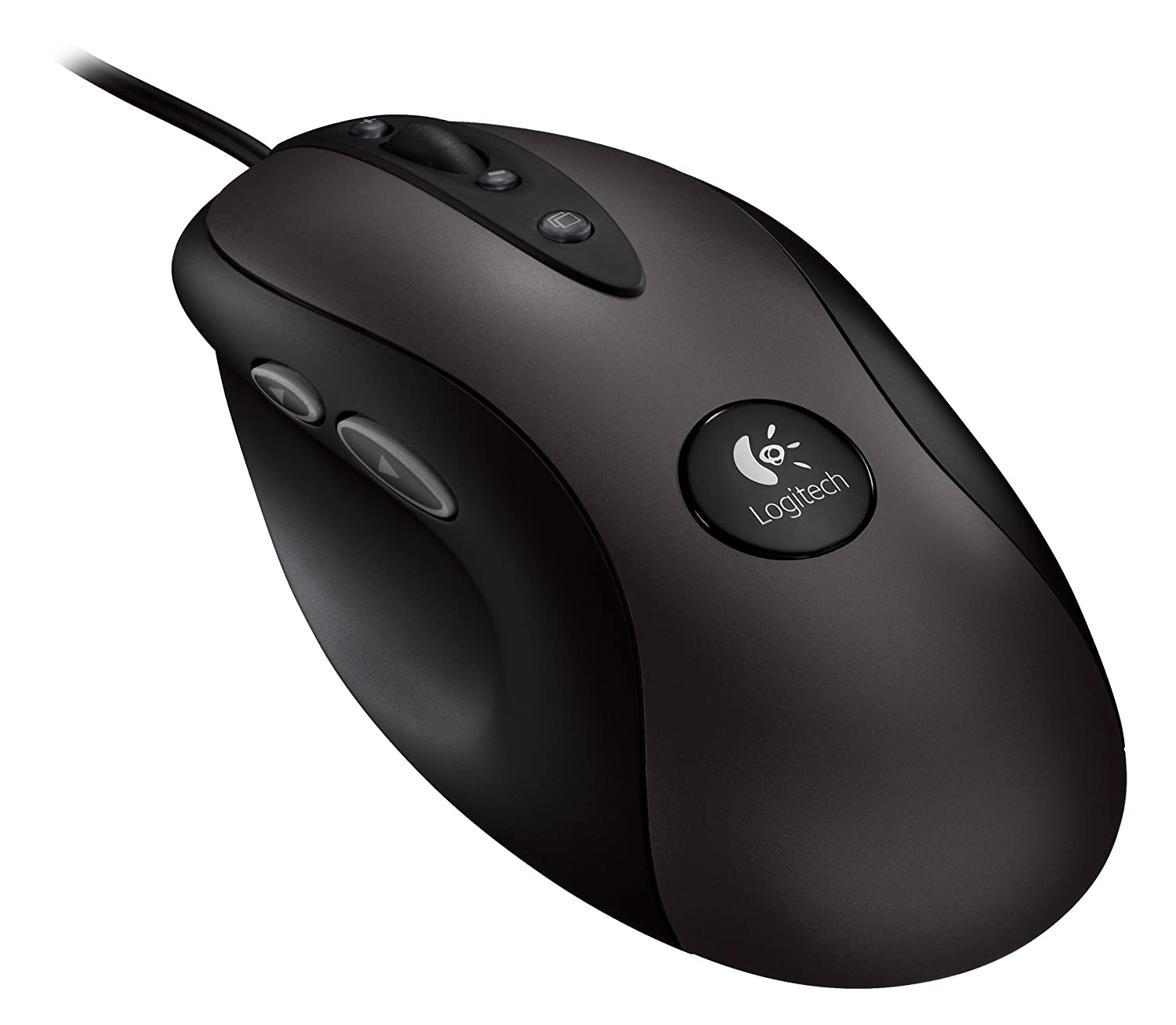 Logitech Optical Gaming Mouse G400 with High-Precision 3600 DPI Optical Engine $29.44