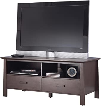 Foremost TSH20227-D Larissa TV Stand, Espresso
