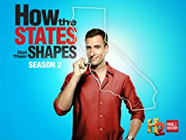 How The States Got Their Shapes Season 2 [HD]