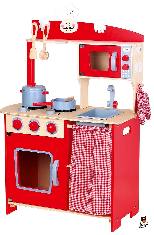 Leomark Spielküche aus Holz