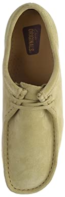 Wallabee: Maple Suede