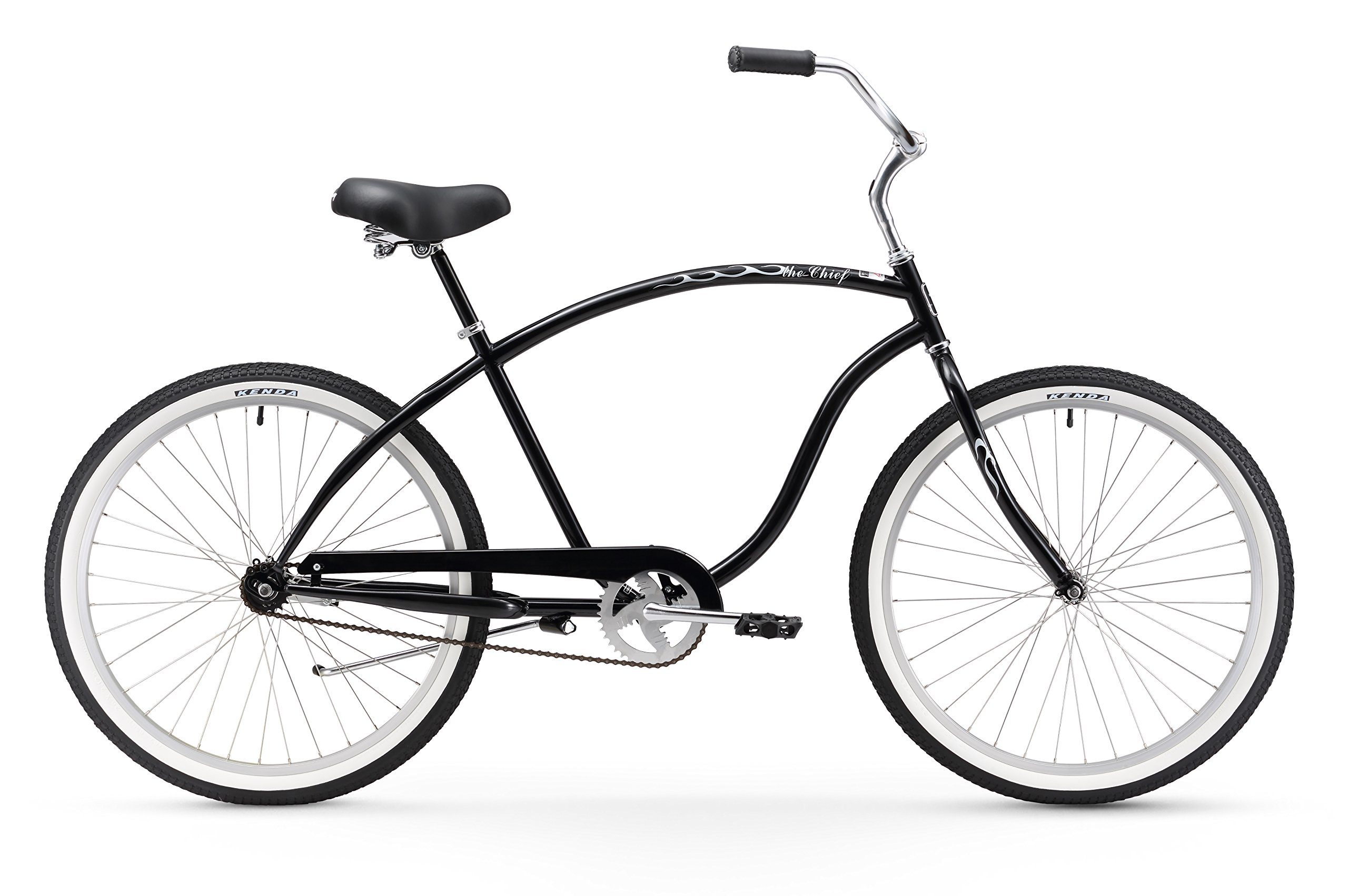 Firmstrong Chief Man Beach Cruiser Bicycle 26 Inch