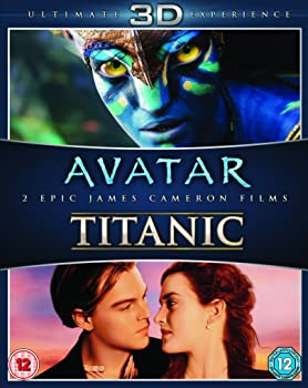 Avatar & Titanic 3D Blu-ray Double Pack