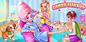 Candy Makeup - Sweet Salon Game for Girls from TabTale LTD