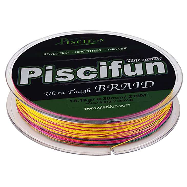 How to pick the best braided fishing line in the market for Amazon fishing line