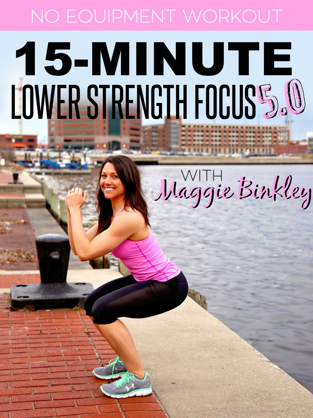 15-Minute Lower Strength Focus 5.0 Workout