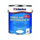 Interlux 30129-016 Fiberglass Bottomkote NT Antifouling Paint (Black), 128. Fluid_Ounces