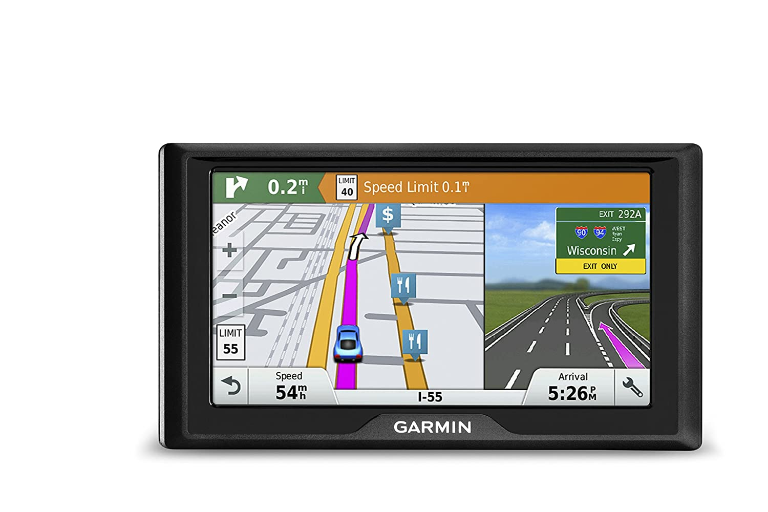 Garmin Drive 60 USA + CAN LMT